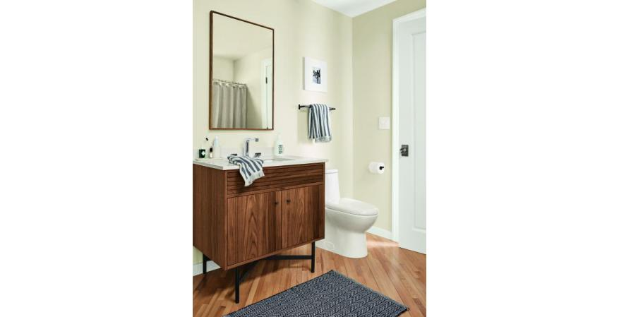 Room and Board bath collection adrian vanity