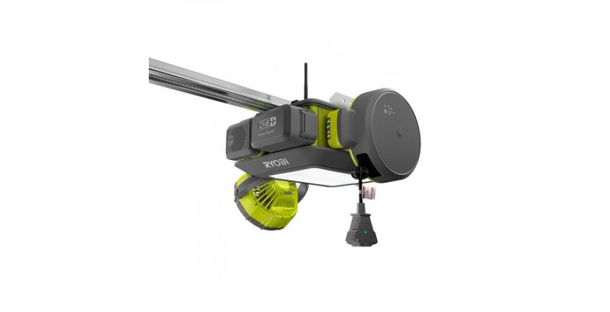 Ryobi Garage Door Opener with New Smart Unit