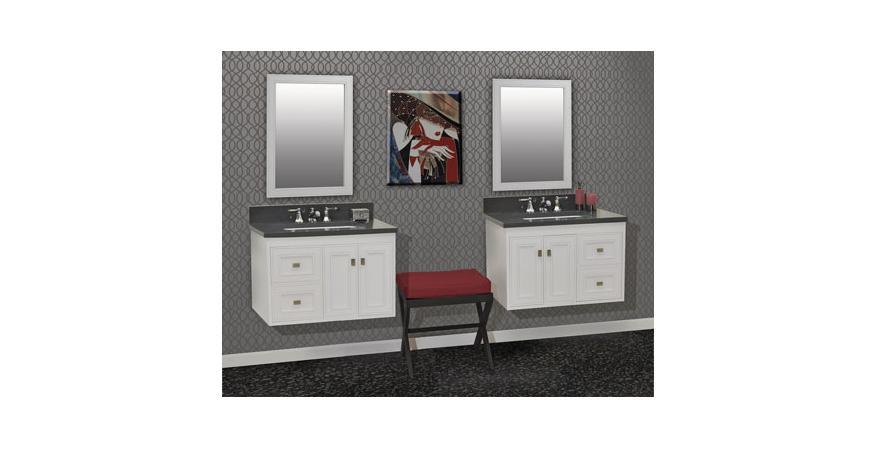 Strasser Woodenworks SoDo bath vanities