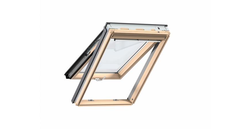 Velux top-hinged roof window