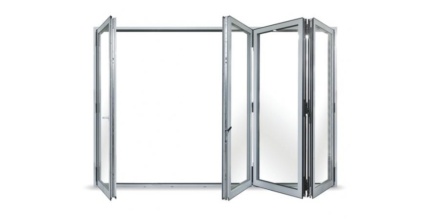 Zola bi folding patio door