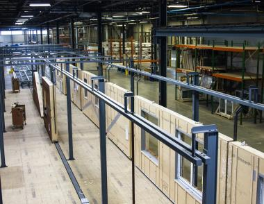 Bensonwood Tektoniks prefab building products