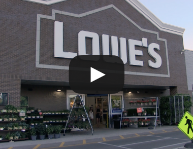 GE Lighting Lowe's partnership