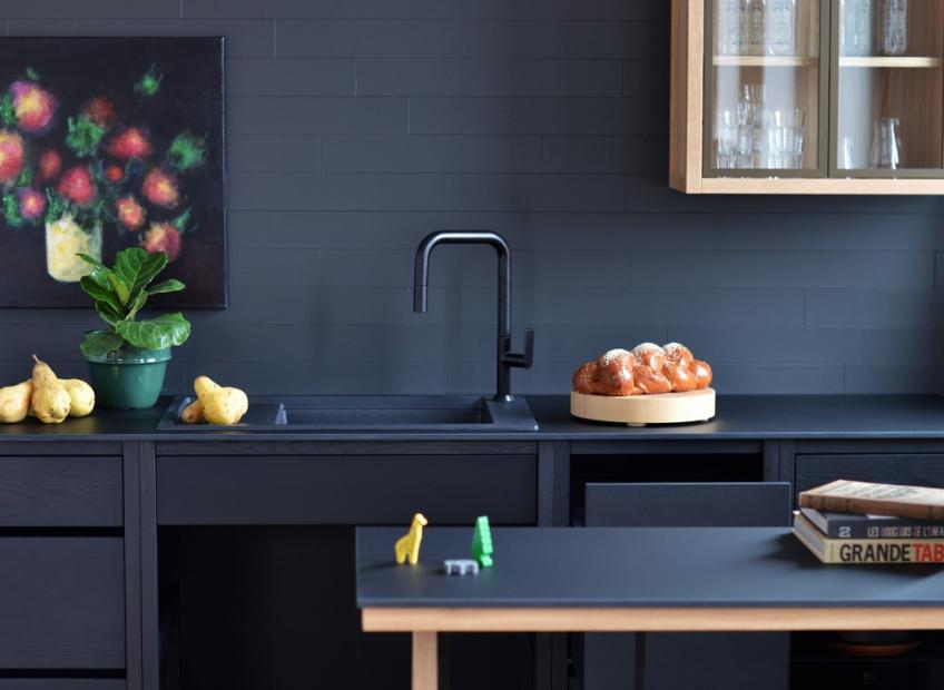 Coquo's Radix Collection C°1 base in midnight black