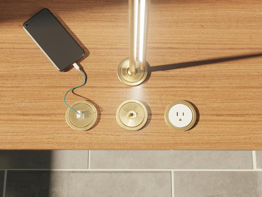 Juniper Introduces Innovative Line of Brass Electrical Accessories ...