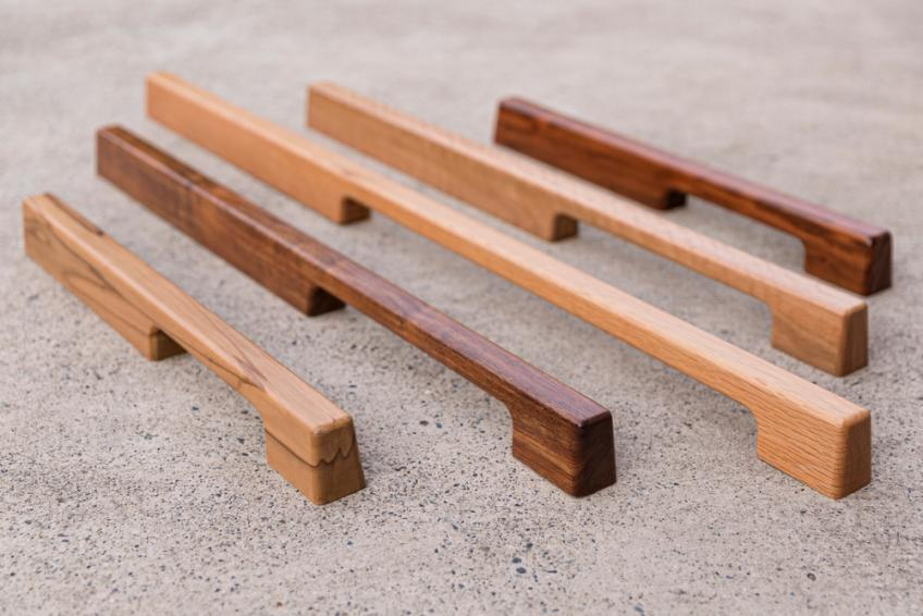 Introducing the first line of solid wood door hardware for Solid wood door company