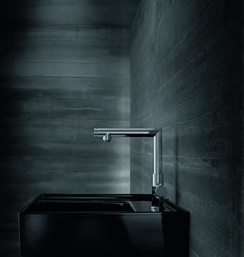 Axor Introduces the Uno Line of Modern Bath Faucets | Residential ...