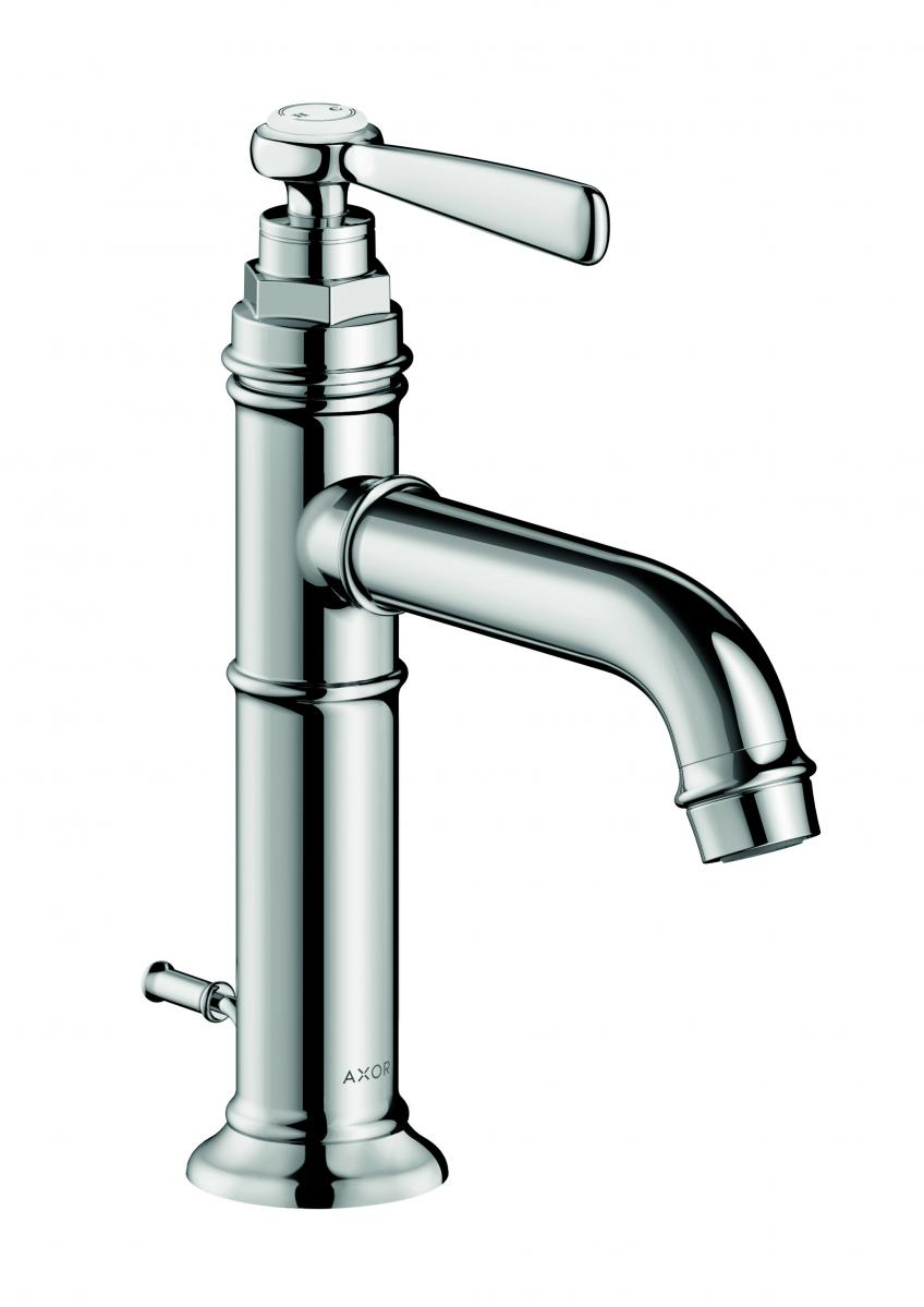 Hansgrohe Debuts Traditional/Modern Hybrid Faucet to U.S. Market ...