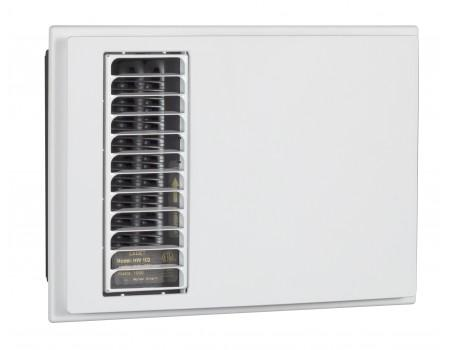 Apex72 is an electric wall heater that's ideal for remodeling, interior design, and multifamily projects. Designed to be elevated a minimum of 72 inches off the floor, the compact unit efficiently delivers warmth while preserving living space. It features a 12-inch-by-8½-inch decorative cover and offers whisper-quiet operation