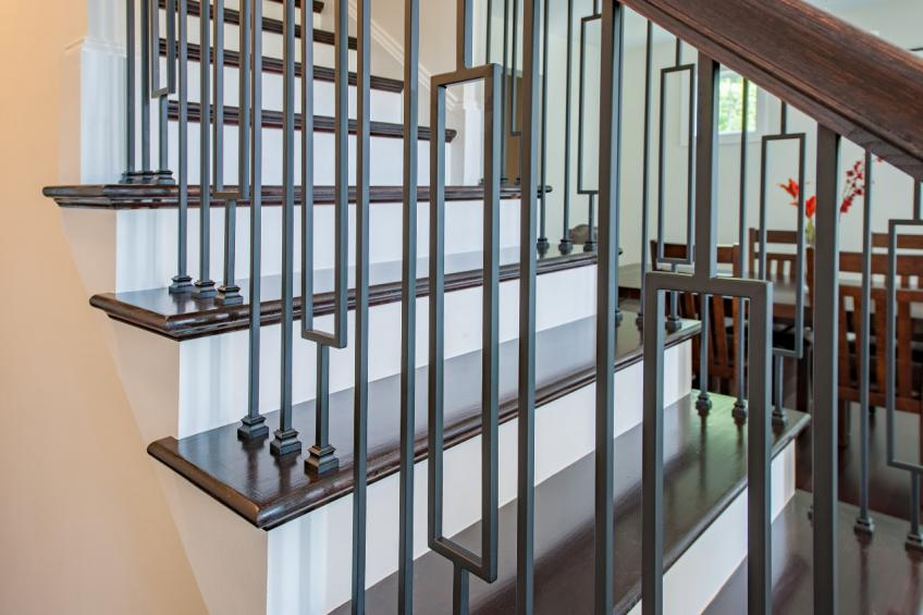 Attractive Contempo Baluster Collection From L.J. Smith Stair Systems