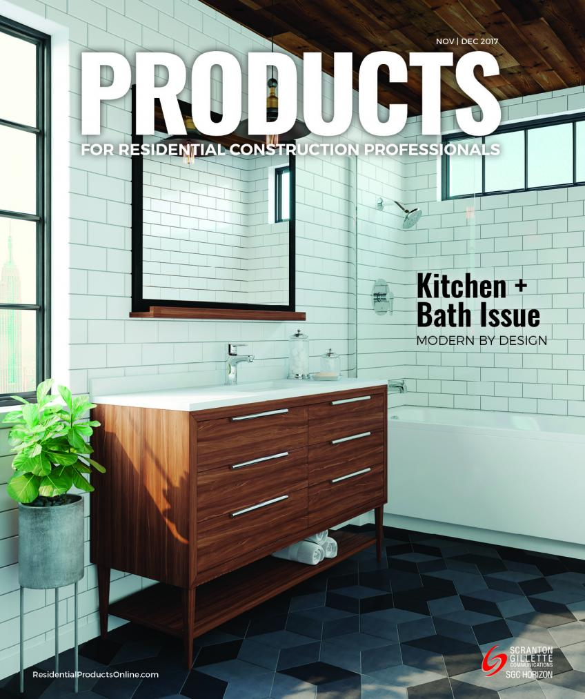 November/December 2017 | Residential Products Online