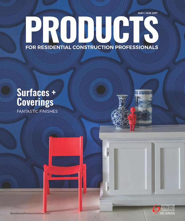 Products magazine for May/June 2017