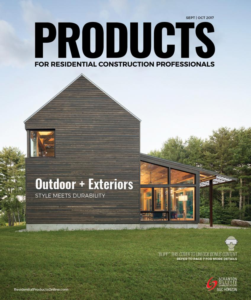 Products Magazine for September/October 2017
