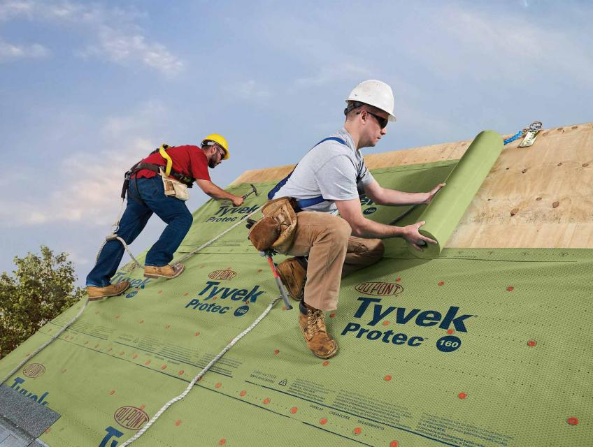 Dupont Tyvek Protec 120 Roof Underlayment
