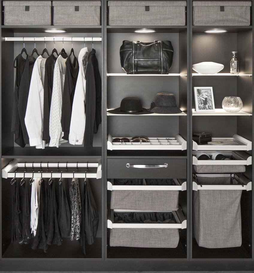 Häfele Debuts Its First Custom Closet System