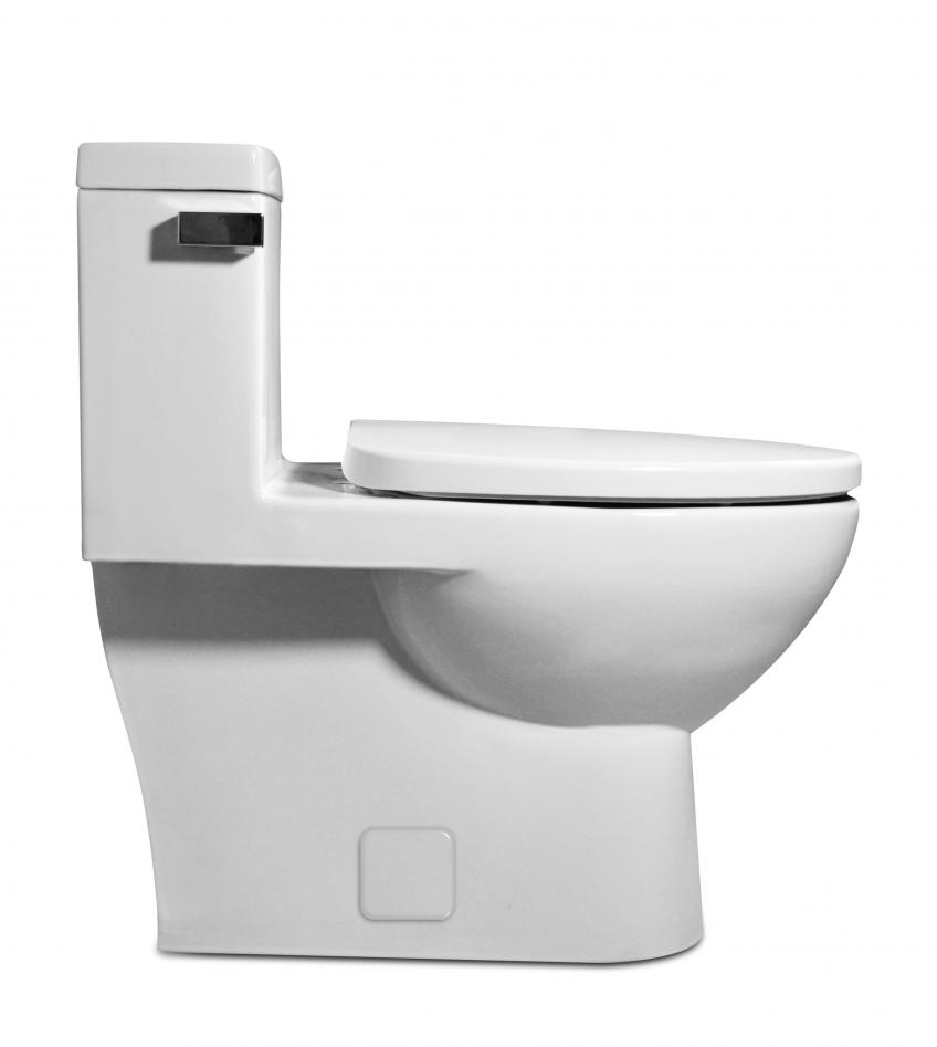 The next-generation Vista II one-piece toilet has been reengineered to offer an elongated seat with the space savings of a traditional round-front design. It has a rimless wash system, two large jets at the back of the bowl, and an open rim that allows a significant flow of water into the bowl. The product uses 1.28 gallons per flush. Other features include a quiet-flush mechanism, skirted trapway, and soft-close seat with quick-release hinges.