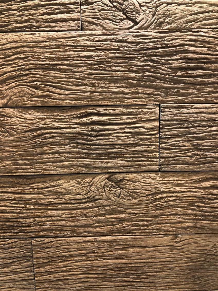 Environmental Stoneworks Develops Barn Wood Stone Veneer