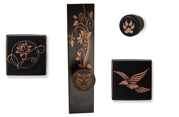 INOX LASER ART COPPER REVEAL OIL RUBBED BRONZE