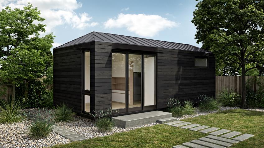 LivingHomes accessory dwelling unit