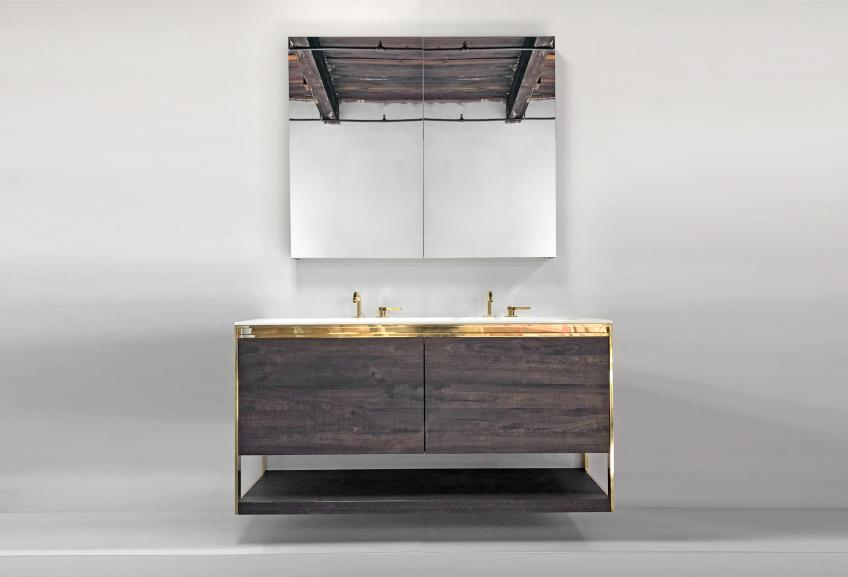 Furniture guild introduces versatile and contemporary avant vanity line residential products for Furniture guild bathroom vanities