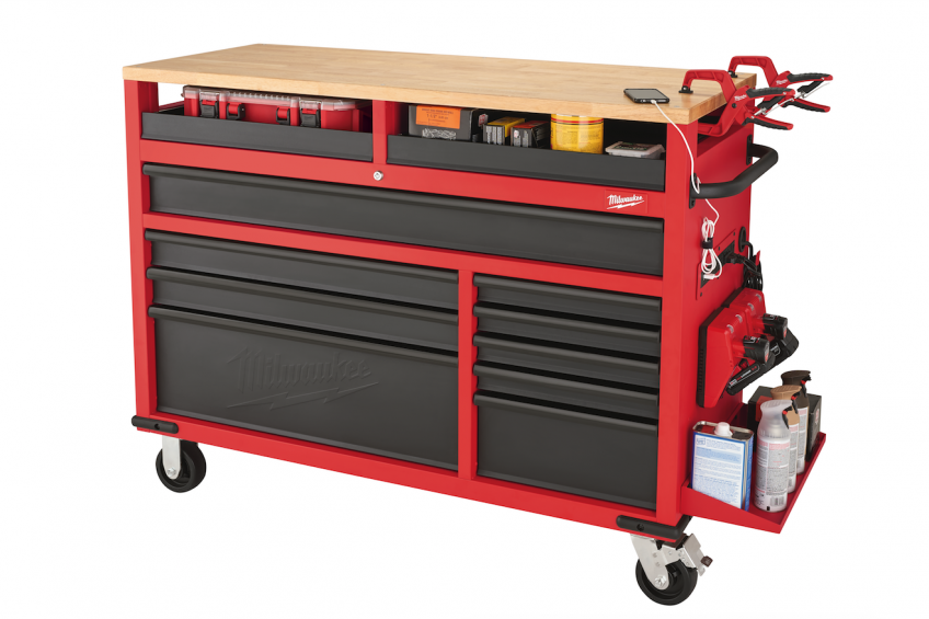Milwaukee Tool Mobile Work Station