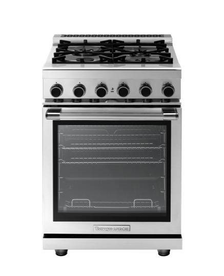 Attrayant Italian Appliances Brand Tecnogas Superiore Has Unveiled A New Line Of  24 Inch Appliances That