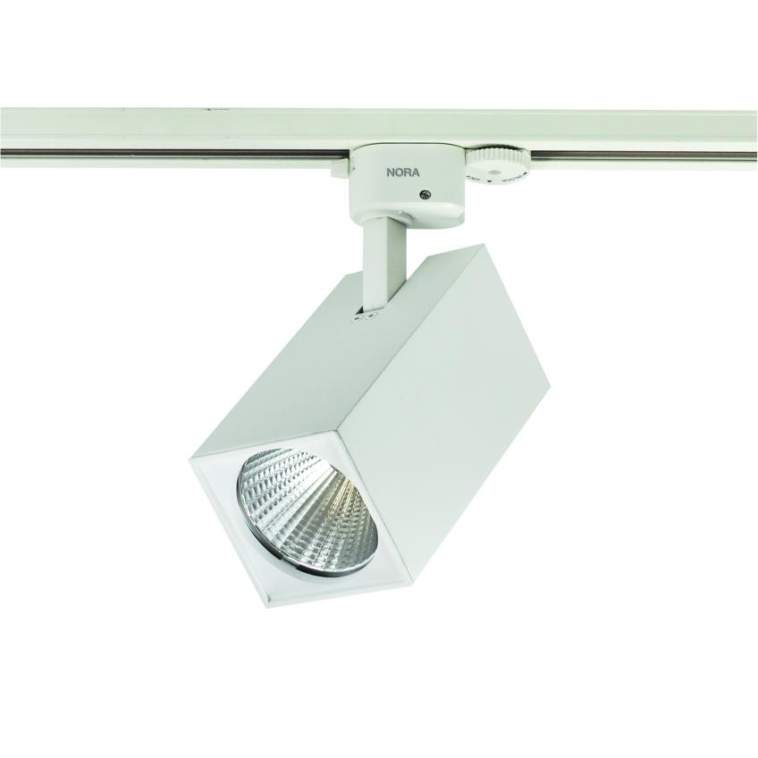 Nora lighting jason track residential products online ideal for display lighting the jason led track head includes an integral driver and is aloadofball Images
