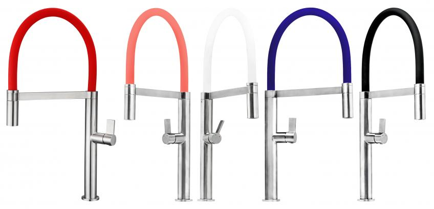 Ruvati Unveils New Ibiza Faucet With Colorful Sleeve Options ... on filter colors, countertop colors, table colors, hot colors, window colors, laundry colors, sink colors, shower colors, ceiling colors, computer colors, chair colors, towel colors, home colors, garden colors, lighting colors, furniture colors, ceramic colors, tank colors, shelf colors, gas colors,