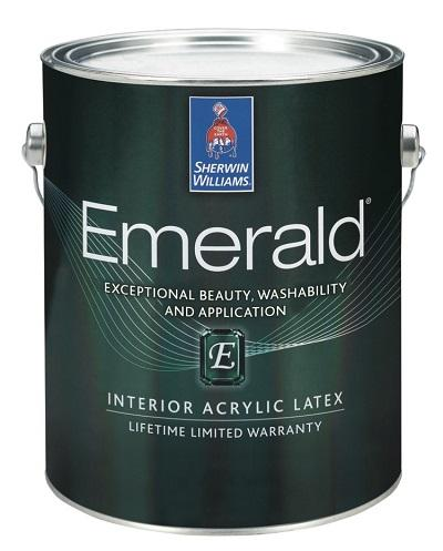 Emerald® Interior/Exterior Urethane Trim Enamel