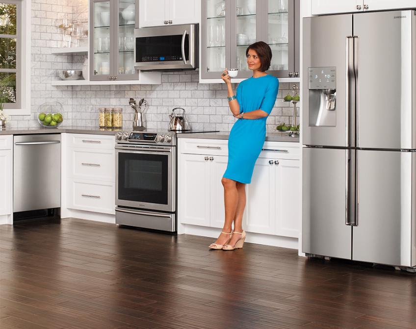 Bon Appliance Brands LG And Samsung Rank Highest In J.D. Poweru0027s New 2016  Kitchen And Laundry Appliance