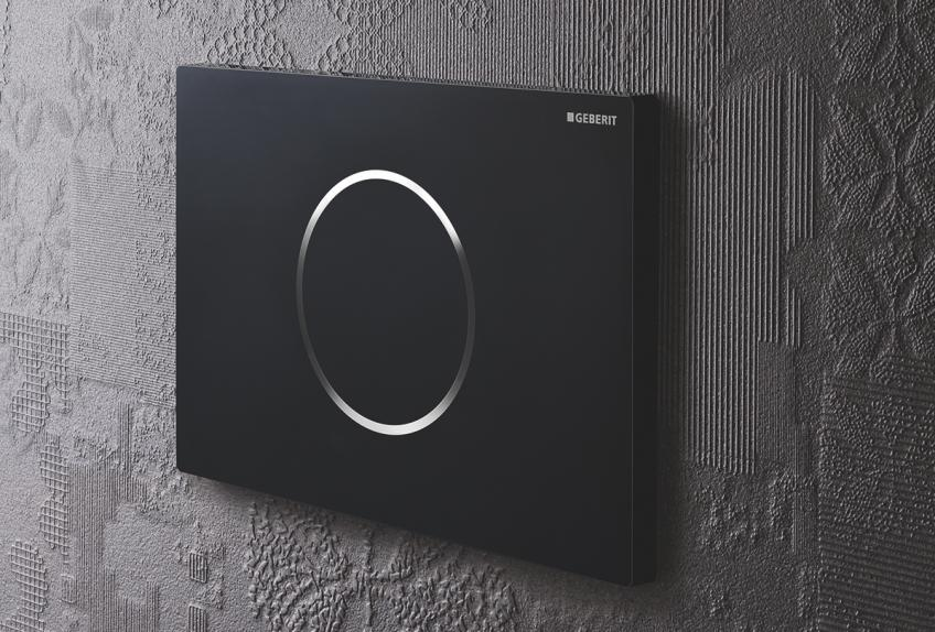 Geberit-Sigma10-Touchless-Flush Plate