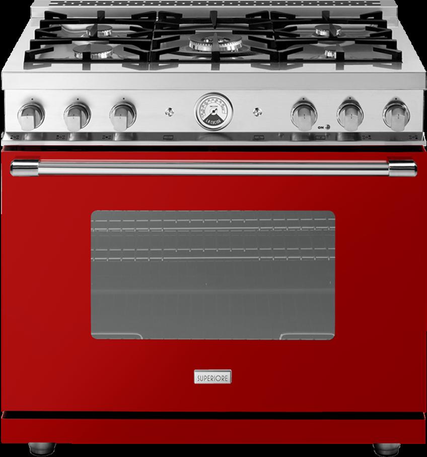 SUPERIORE La Cucina in Red