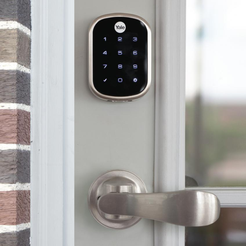 Yale Home Releases Door Hardware With Push/Pull Operation