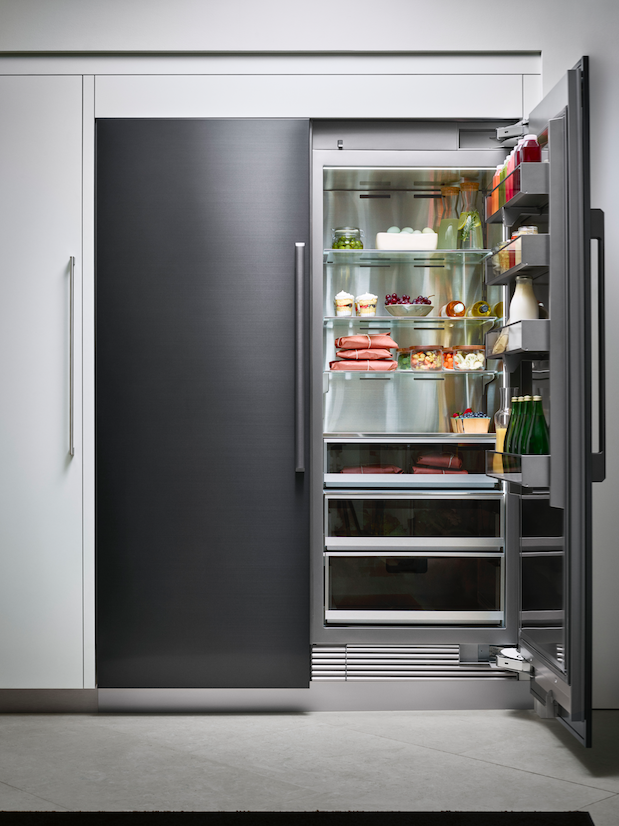 Dacor introduces the modernist collection of luxury for Dacor 42 refrigerator