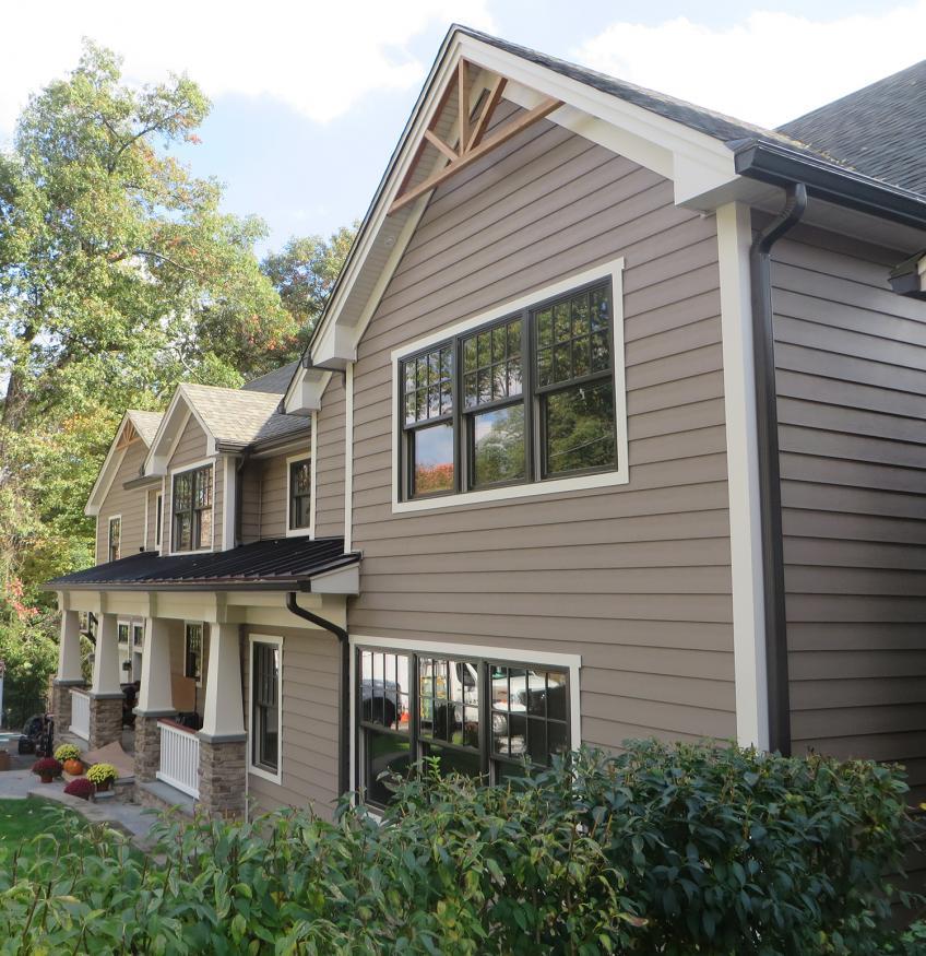 Homebuyers use siding trends to improve home aesthetics for Home esthetics