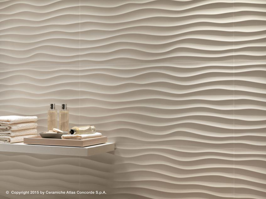 Non Traditional Ceramic Tile Makes Strong Gains In The Kitchen Bath