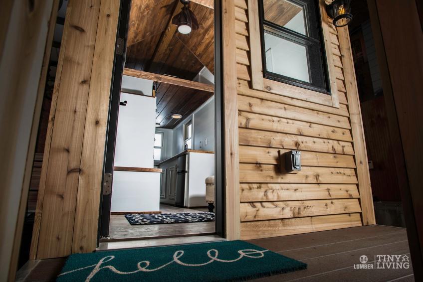 Building Materials Supplier 84 Lumber Debuts Custom Tiny Homes