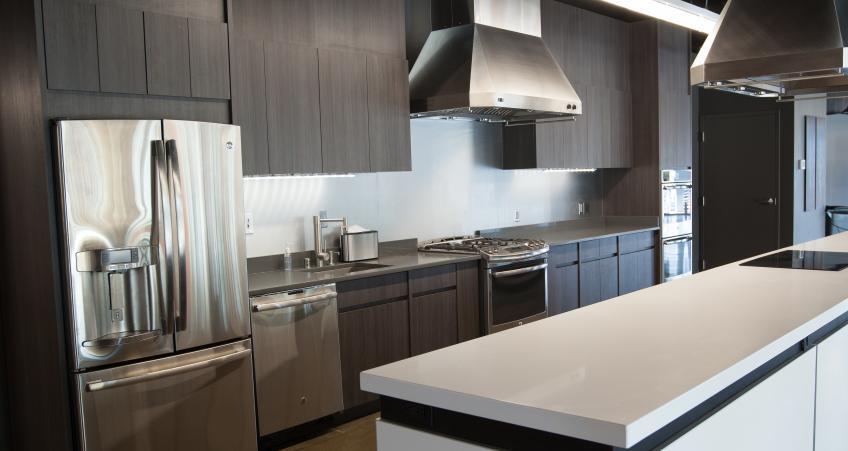 GE FirstBuild Micro Factory Kitchen