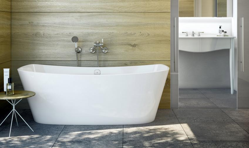 6 Artistic Freestanding Bath Tubs| Residential Products Online