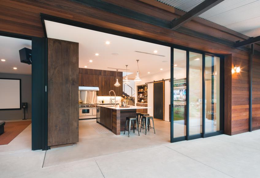 malibu doors panoramic folding door innovative patio
