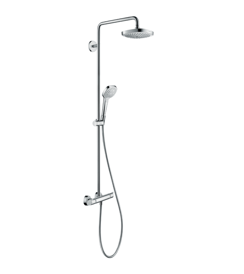 Hansgrohe Croma Select E Showerhead | Residential Products Online
