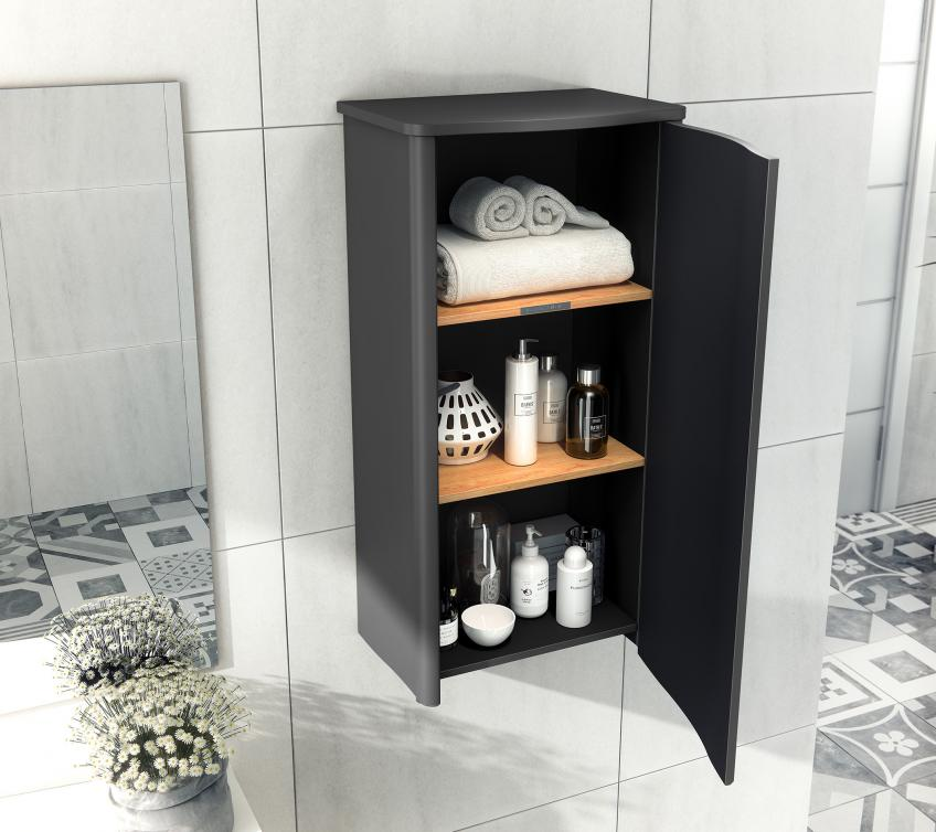Victoria + Albert Introduces Storage for Small Bathrooms ...