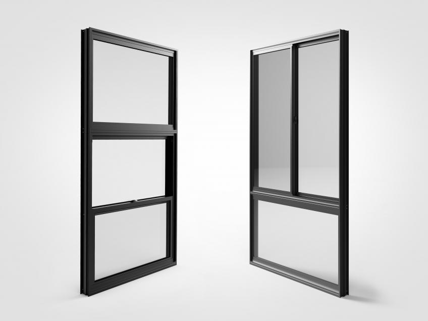 Sliding And Folding Glass Door Products Manufacturer Western Window Systems  Has Introduced New Single Hung