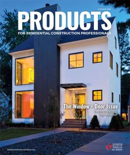 Products magazine for Summer 2016