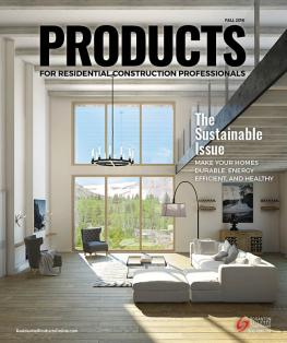 Products Magazine Fall 2016 issue