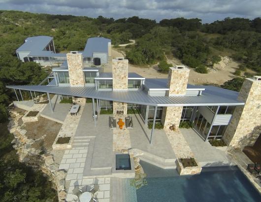 Texas Hill Home