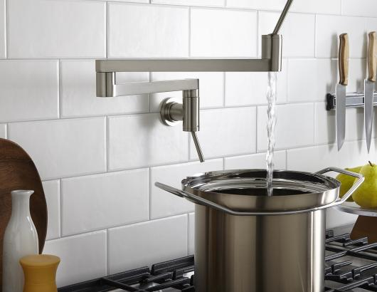 DXV by American Standard Contemporary Pot Filler