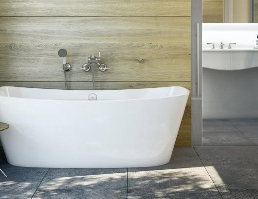 Victoria + Albert Trivento freestanding bath tub