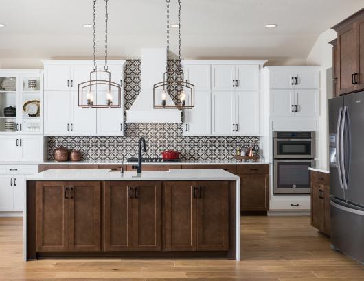 Ashton Woods kitchen design