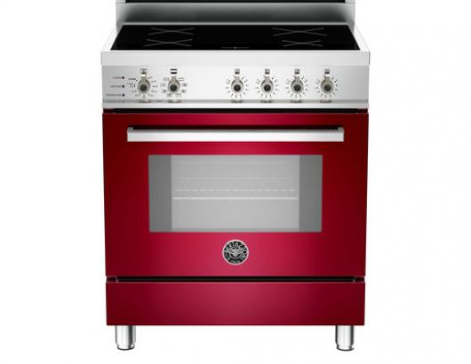 Italian appliance manufacturer Bertazzoni new ranges and cooktops